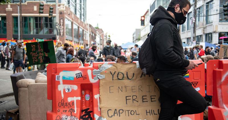 Seattle's CHAZ: Retry All Non-White Violent Convicts with Non-White Jurors