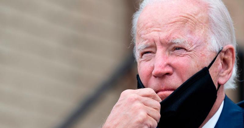 Zogby Poll: 55 Percent Believe Biden Has Dementia