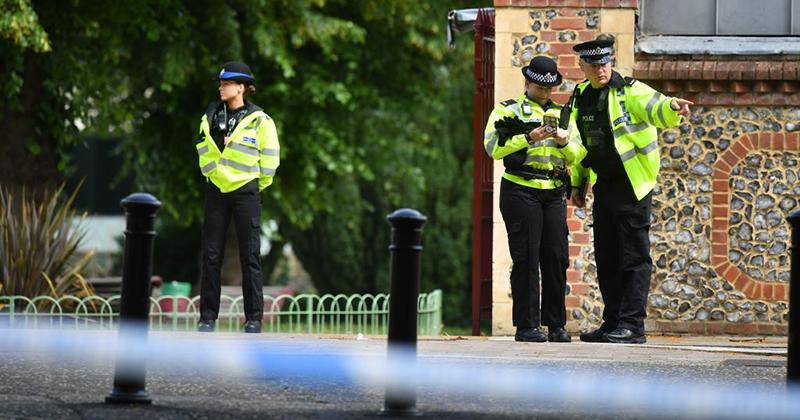 Terror attack in UK: Police call stabbing spree a 'terrorist incident'