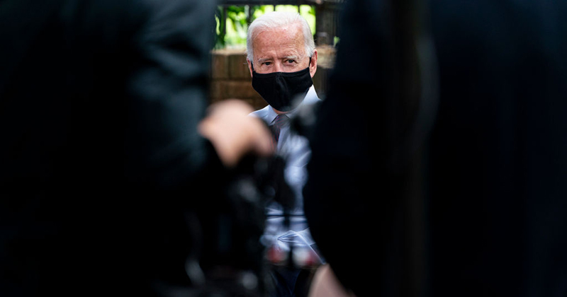One Fifth Of Democrats Think Biden Has Dementia