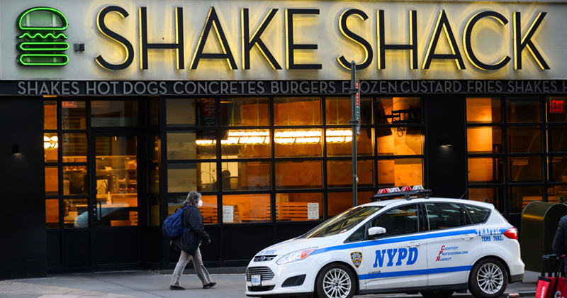 NYPD Cops 'Intentionally Poisoned' With Bleach In Drinks From Shake Shack (UPDATED)