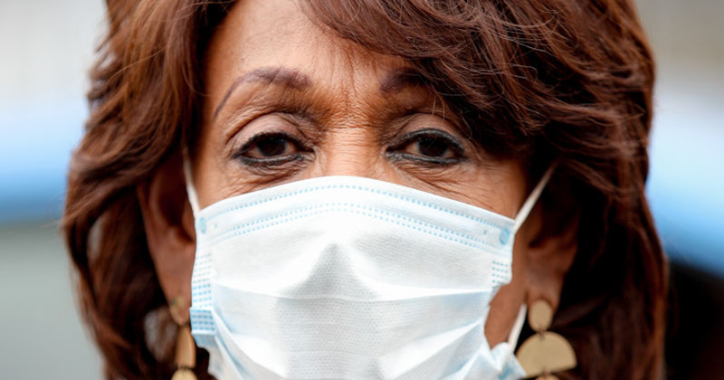 Nutcase Maxine Waters Argues That The Term 'Rioting' Is Racist