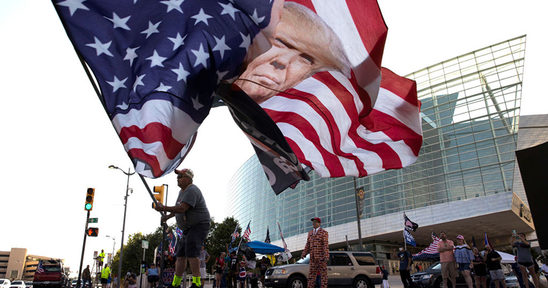 Confusion in Tulsa: Mayor Issues Curfew as Trump Supporters Gather for Upcoming Rally