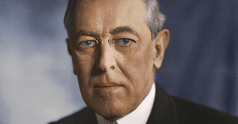 Princeton Removes Woodrow Wilson's Name from Public Policy School Due to 'Racist Thinking'