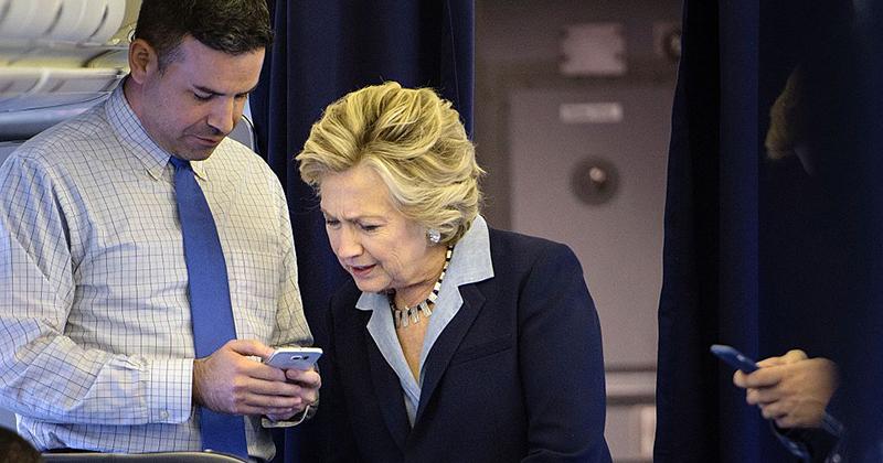 GOP Senators Slam Hillary Clinton Press Secretary For 'Defund The Police' Call