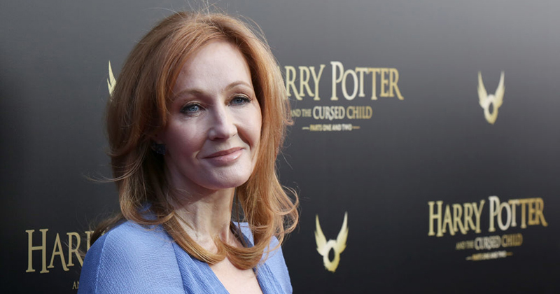 J.K. Rowling Says Society Risks 'Medical Scandal' Over 'Uncontrolled Experiment' of Transgenderism