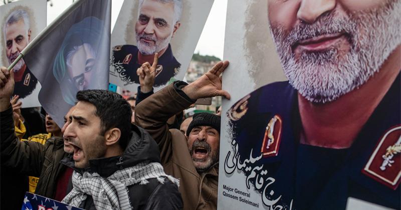 Iran Asks Interpol to Help Arrest Trump for Killing Soleimani
