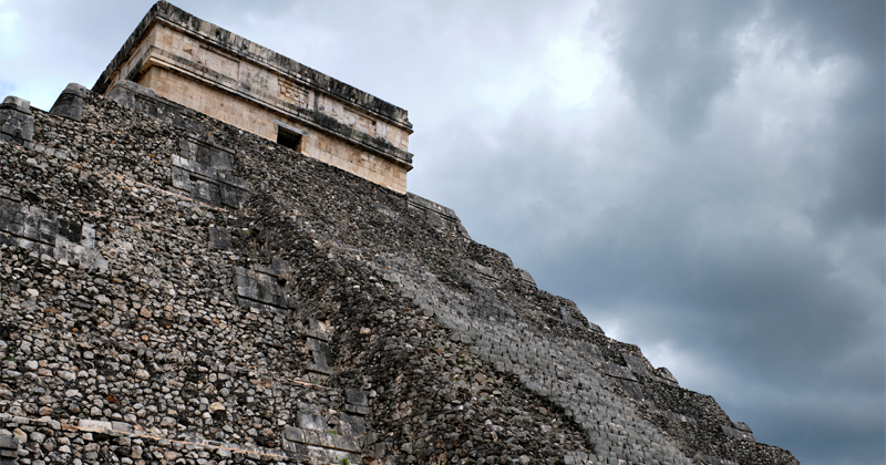 Anthropologists Shed Light on Sacred Meaning of Ancient Mayan, Aztec Pyramids