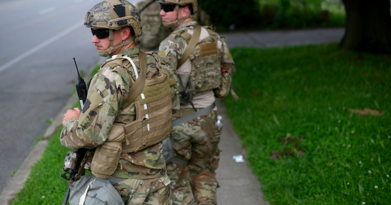 North Dakota Activates National Guard Ahead of Planned BLM Protest