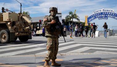 'No Quarter': Senator Calls for Military Invasion of American Cities