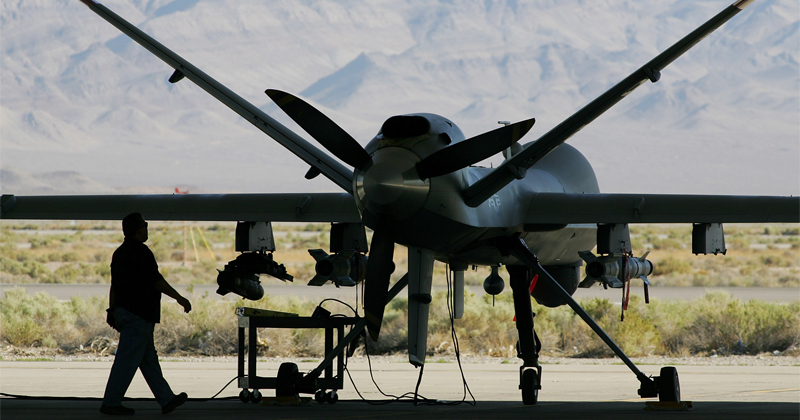 Navy Acquires Two Second-Hand MQ-9A Reaper Drones