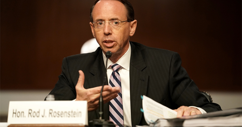 Networks Ignore Rosenstein Testimony After Years of Pushing Russia Collusion Story