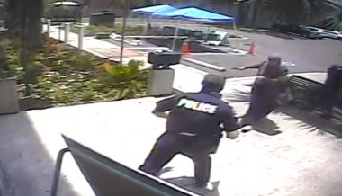 Knife-Wielding Sister of Terror Suspect Attacks Officer in Florida – Police