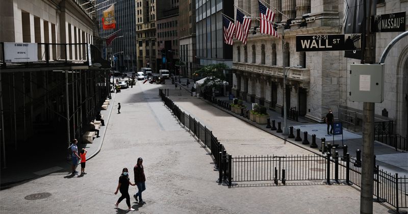 Fed Policy Actually About Propping Up Wall Street, Not Economy