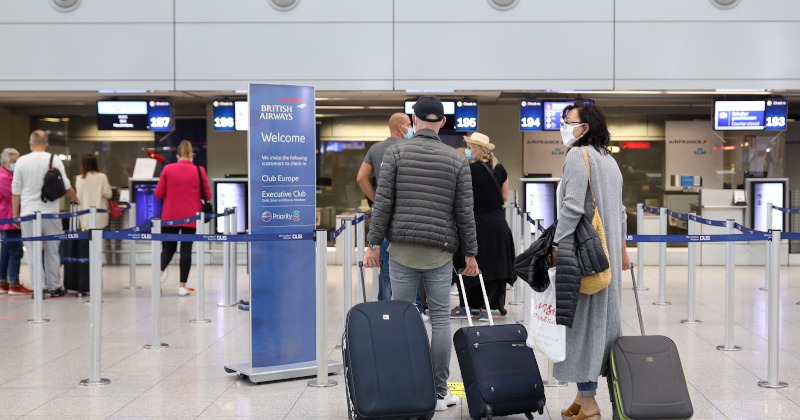 Airports May See Pass-Fail COVID-19 Testing Policy as Travel Sector Reboots