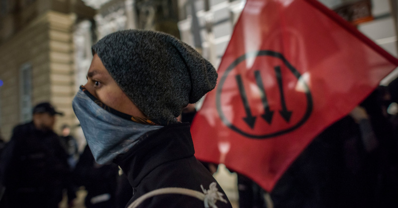 Colleges 'Allow Antifa to Work Under Their Noses,' Former Member Says