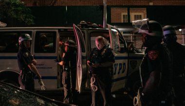 NYPD Officers Shot, Stabbed in Ambush Attack