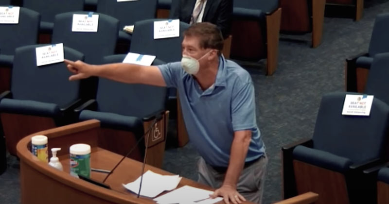 Video: Journalist Scorches California Officials for Excessive Lockdowns in Epic Speech