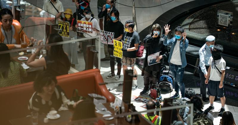 China's New 'Security Law' for Hong Kong Raises Concerns
