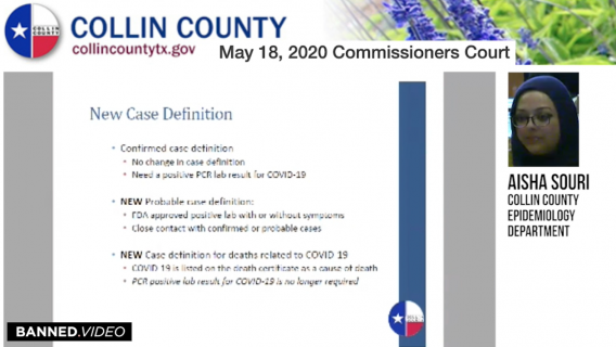 collin-county-2-568x320 PLANNEDEMIC BOMBSHELL! CDC INFLATING COVID INFECTION RATES AT LEAST 16 TIMES [your]NEWS