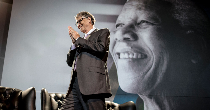 Bill Gates Vows to 'Learn More About Systemic Racism'