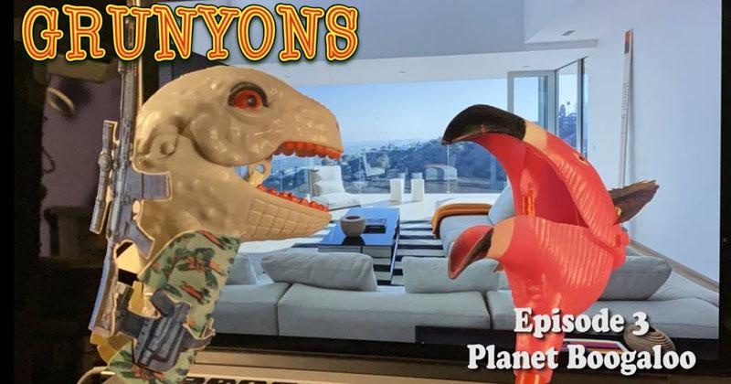 Planet Boogaloo: Grunyons Episode 3