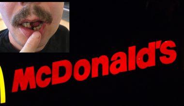 Sweden: Gang Breaks Victim's Jaw in Brutal Ambush at McDonald's