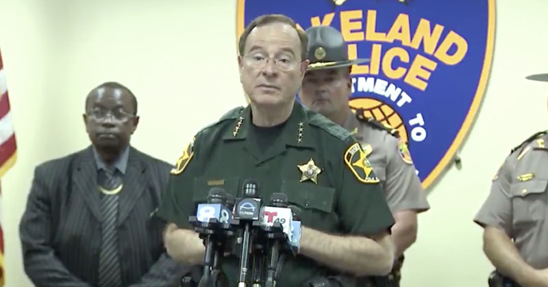 Sheriff Warns Rioters Planning To Raid Neighborhoods: 'I'm Highly Recommending' Residents Shoot You Dead