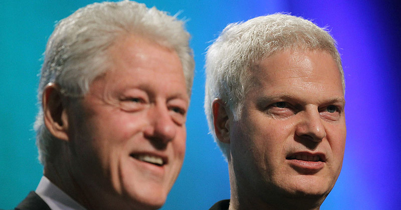 Top Dem Donor and Pal to Epstein/Clinton/Gates Leaps To Death from 27th Floor Apt