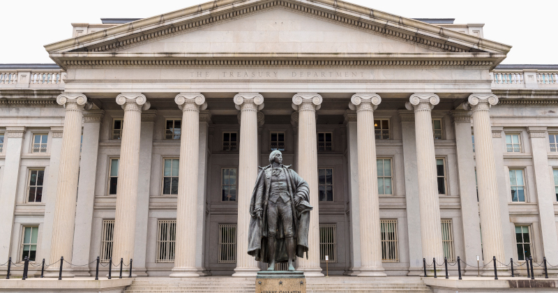 National Debt Exceeds $26 Trillion For First Time
