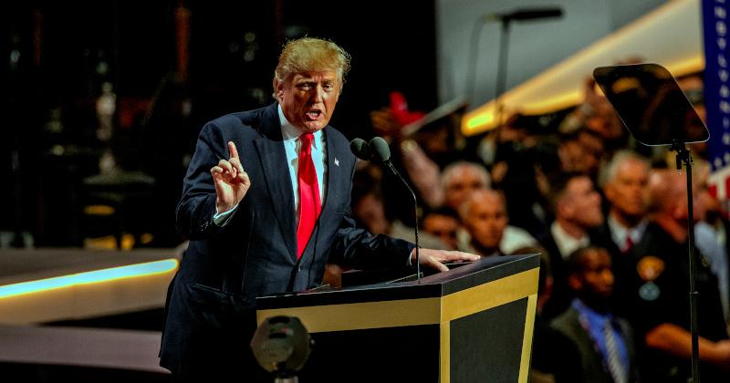 Trump Pulls GOP Convention From North Carolina