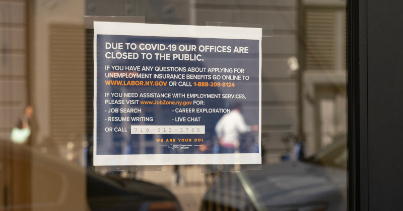Nearly 46 Million Americans Have Filed For Unemployment Since Lockdowns Began