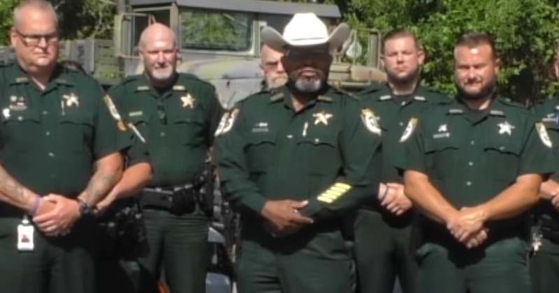 Florida Sheriff Threatens to Deputize Gun Owners Against BLM Protesters
