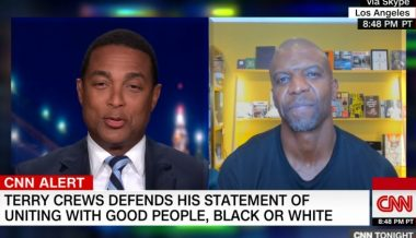 CNN's Don Lemon Claims Black on Black Violence Has Nothing to do With Black Lives Matter