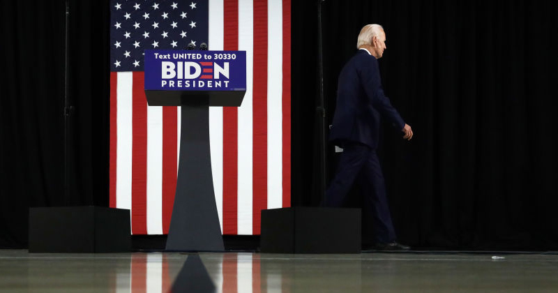 Biden Goes All Trump-Like With $700bn 'Buy American' Pledge But Provides Few Specifics