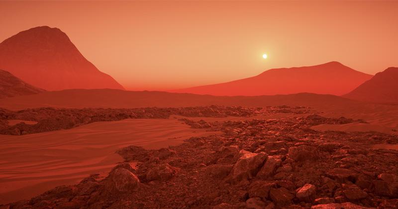 Human Exploration of Mars is on the Horizon