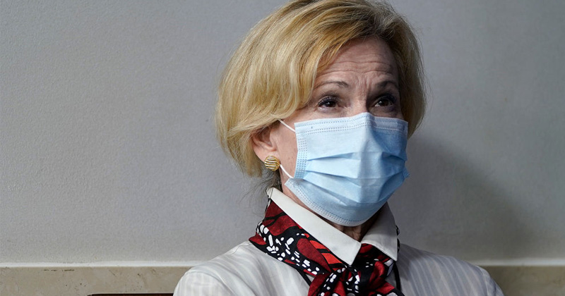 Dr. Birx Tells Americans to Accept the 'New Normal'
