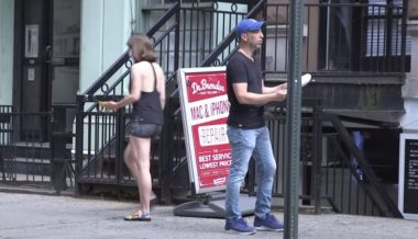 Video: New Yorkers Sign Petition to Topple 'Slave Owner' Washington Statue, But Not Muhammad