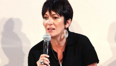 "Ghislaine Maxwell Made to Wear Paper Clothes Due to ""Suicide Risk"""