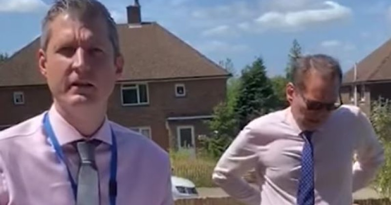 """Video: UK Thought Police Pay Man Home Visit Over """"Offensive"""" Facebook Comments"""