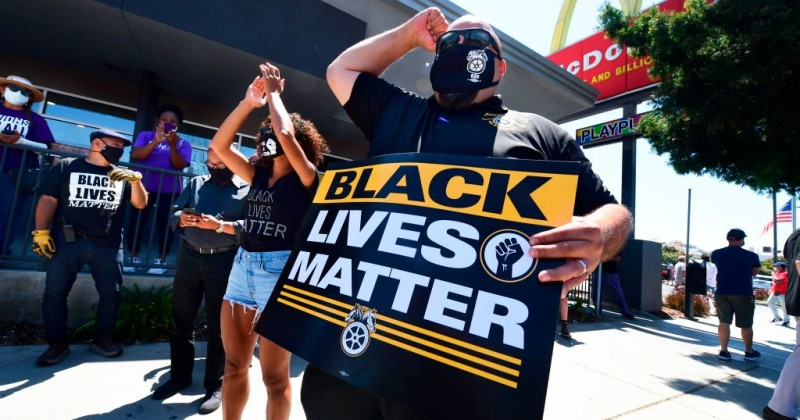 New Jersey Town Bills Teenage BLM Protest Organizer $2,500 For Police Overtime