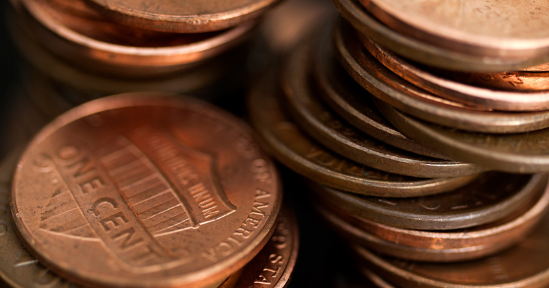 Kroger Stops Giving Customers Change As Nationwide Coin Shortage Worsens