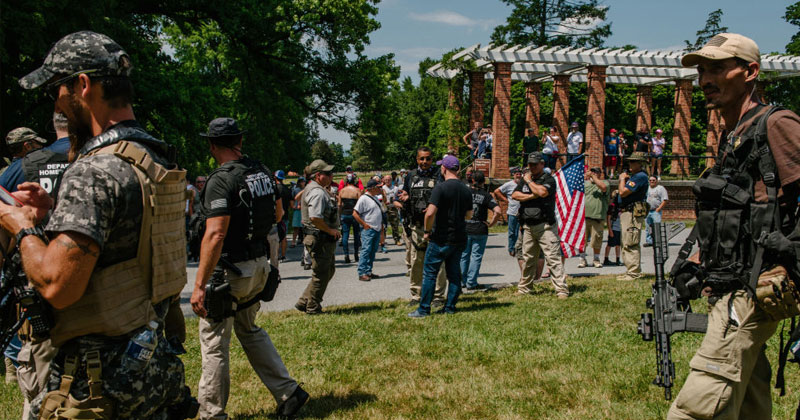 Nolte: Violent Crime Explosion Forces Minneapolis Residents to Form Militias