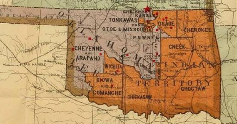 Supreme Court: Nearly Half Of Oklahoma Is Indian Reservation