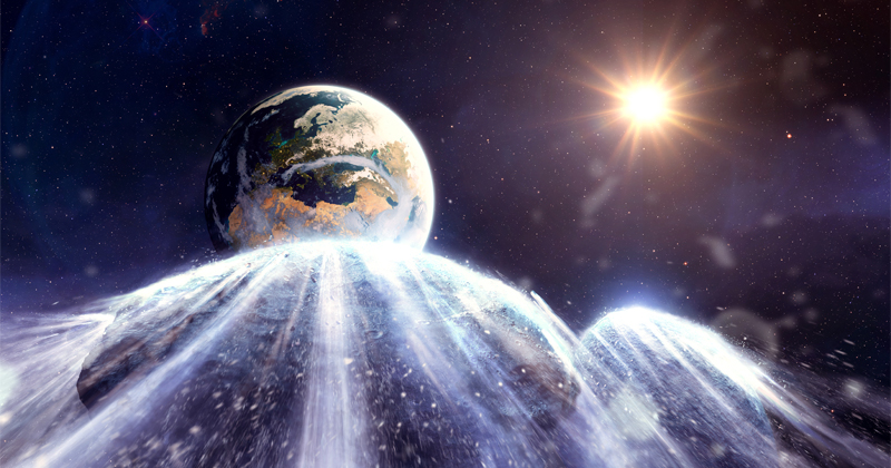 Asteroid Potentially 'Bigger Than London Bridge' on Course to Intersect Earth's Orbit
