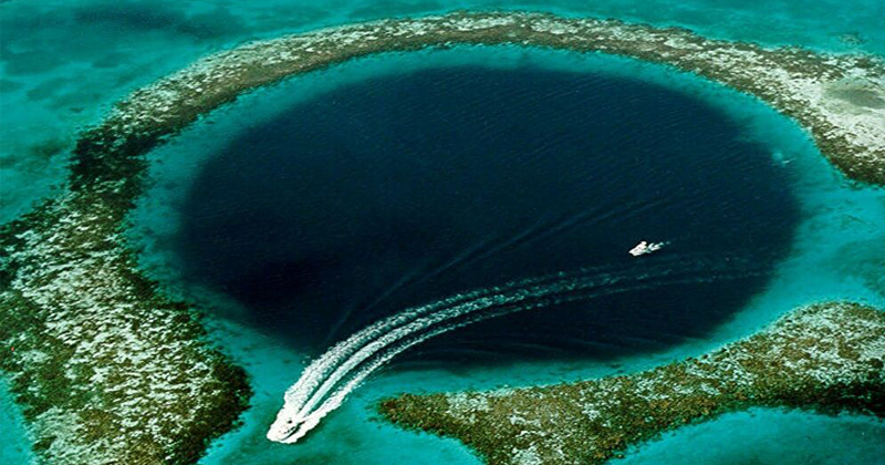 Scientists Prepare For Year-Long Expedition to Study Mysterious Blue Hole in Florida