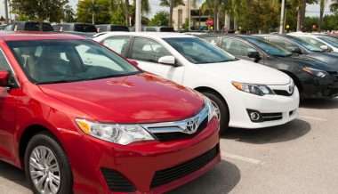 Auto Sales Plunge