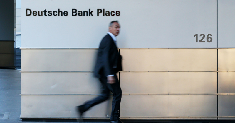 Deutsche Bank Agrees to Pay $150 Million Fine Over Ties to Jeffrey Epstein