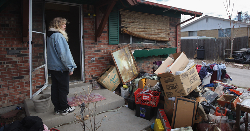 COVID Lockdowns to Trigger Massive Wave of Evictions