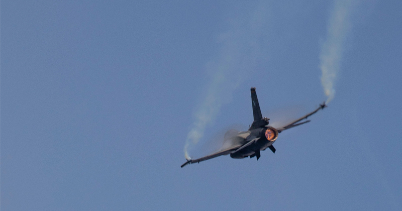 Seven Crashes in Sixty Days: Why Are America's Fighter Jets Crashing?